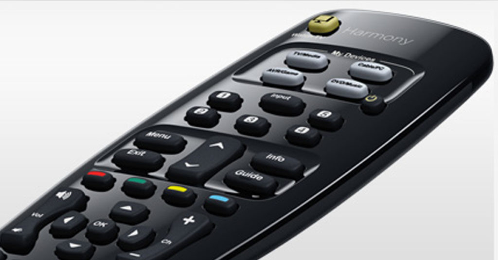 REVIEW: Logitech Harmony 350 Universal Remote Control