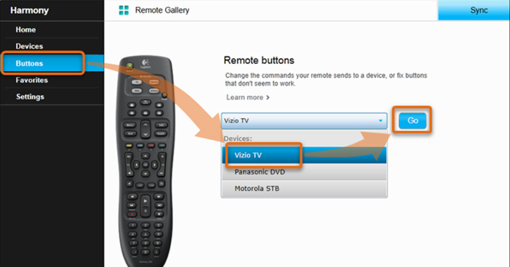 How To Setup Logitech Harmony 350 Universal Remote Control Dave