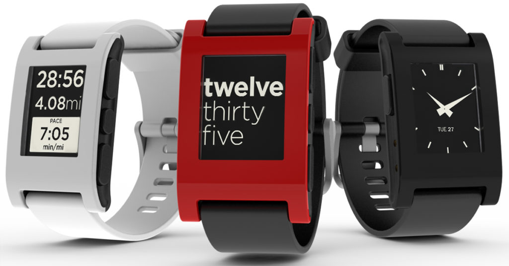 REVIEW: Pebble Watch