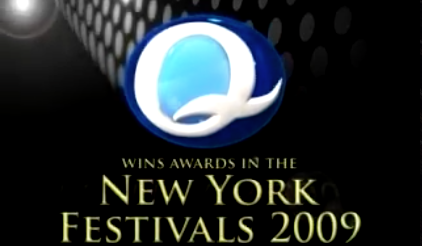 New York Festivals Awards Plug